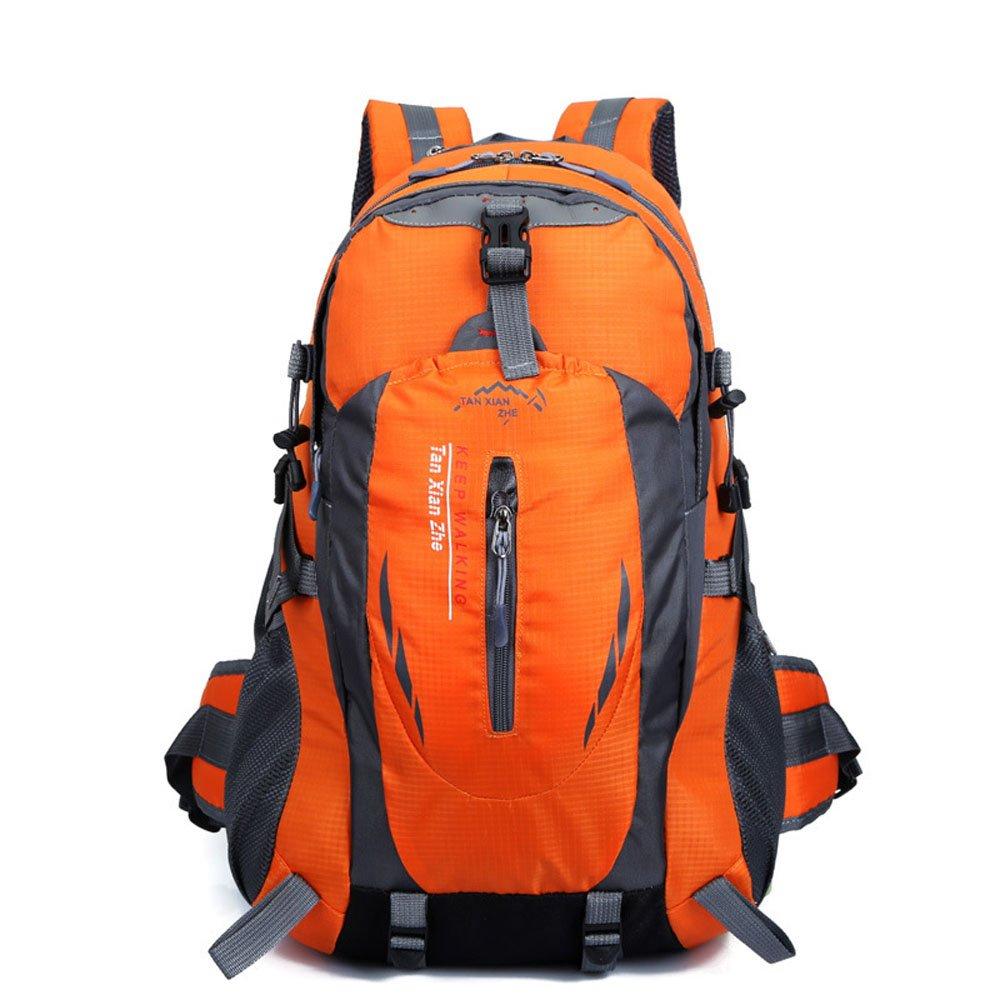 8a4e9db126 GTKC 30L Zaino da Trekking Multi-funzionale per Esterni Viaggio  Impermeabile Sport Zainetto Zaino arancione: Amazon.it: Sport e tempo libero