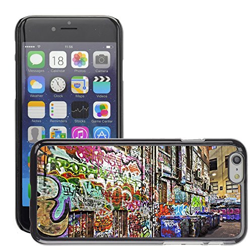 Hülle Case Schutzhülle Cover Premium Case // V00002651 Graffiti // Apple iPhone 6 6S 6G PLUS 5.5""