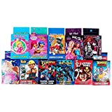 Shimmer & Shine - Paw Patrol - Barbie - Monster High - Batman - Superman - Looney Tunes - Bob The Builder & More Playing Cards