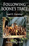 img - for Following Boone's Trace book / textbook / text book