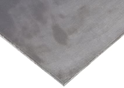 Annealed//Precision Ground 1 Thickness ASTM A36 24 Length 1 Thickness 7 Width 24 Length 57256 7 Width A36 Steel Sheet
