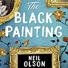 The Black Painting Audiobook by Neil Olson Narrated by Emily Woo Zeller