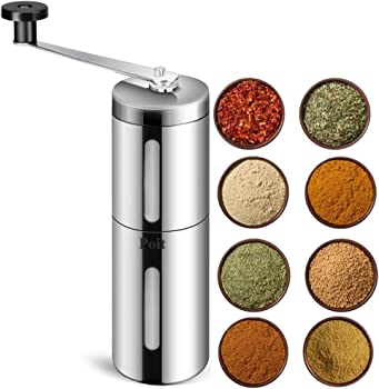 Poit Portable Manual Spice Herb Grinder