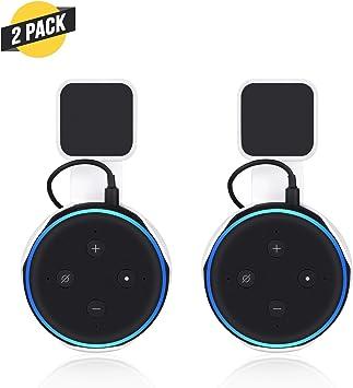 Soporte de Salida de CA Compatible con Echo Dot (3ª generación ...
