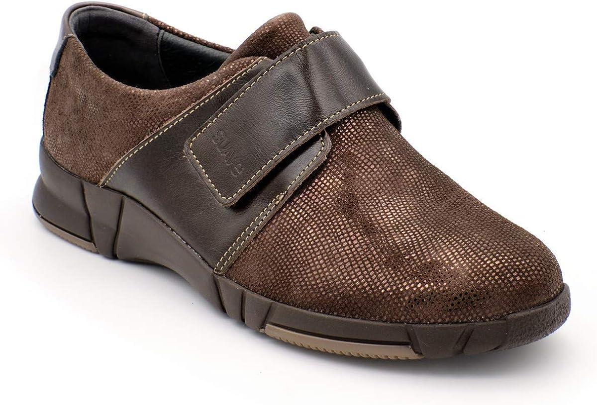 Zapato Velcro Sport SUAVE M-3203 - -: Amazon.es: Zapatos y ...