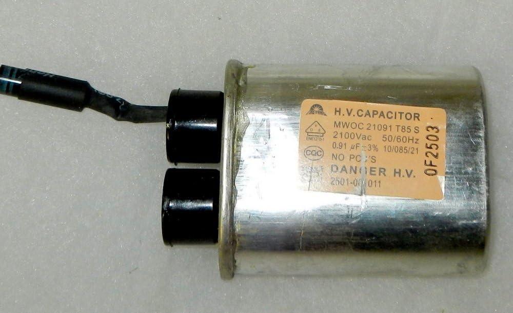 Samsung 2501 – 001011 microondas de alta tensión condensador ...