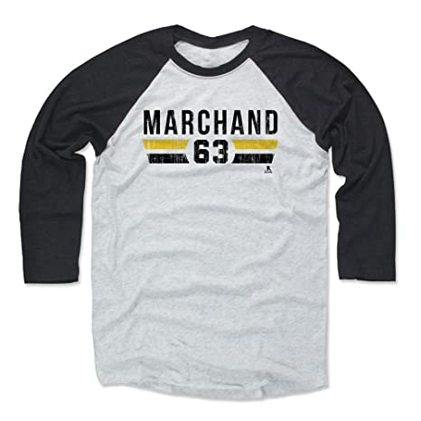 online store 69767 d8f7a Amazon.com : 500 LEVEL Brad Marchand Shirt - Boston Hockey ...
