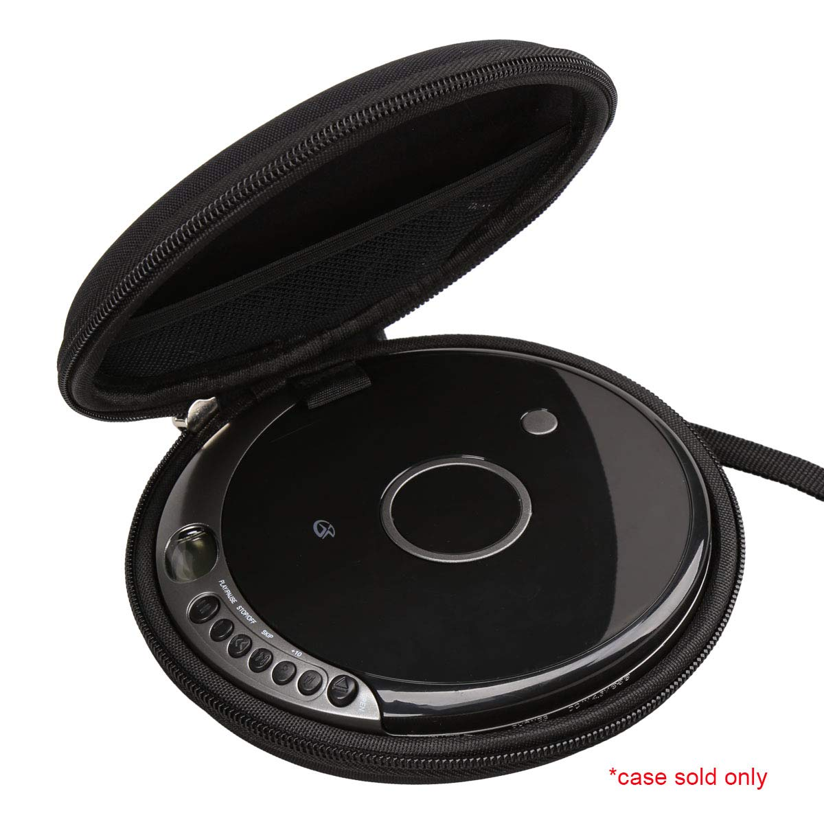Aproca Hard Case Compatible with GPX PC807B Personal Portable MP3/CD Player