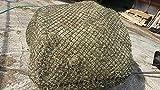 Round Bale Slow Feed Hay Net 4x4 1 3/4 Hole