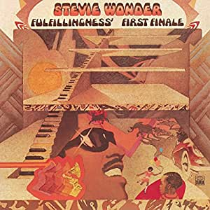 Fulfillingness First Finale Stevie Wonder James