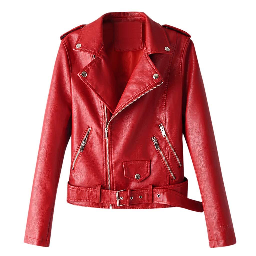 Junjie Frauen Winter Langarm Solide Reißverschluss Jacke Mantel Outwear Mantel Schwarz Weiß Rosa Rot Gelb Laufbekleidung Damenwesten Westen Autos und Motorräder