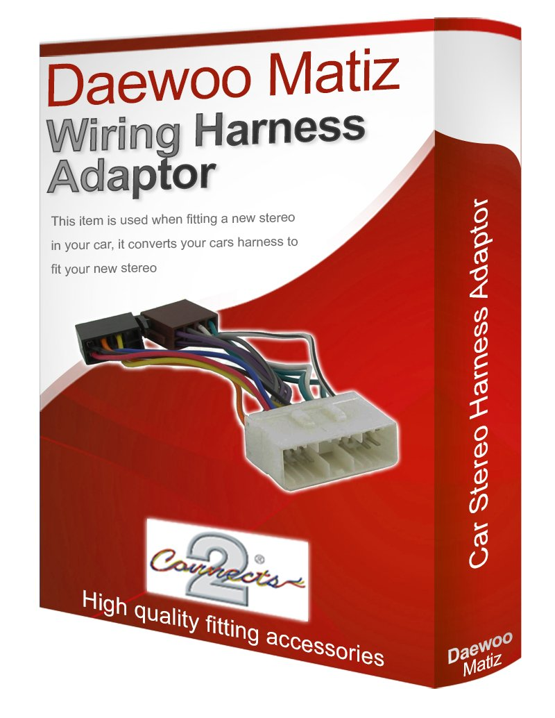 daewoo matiz wiring harness wiring adaptor lead amazon co uk car daewoo matiz wiring harness wiring adaptor lead amazon co uk car motorbike