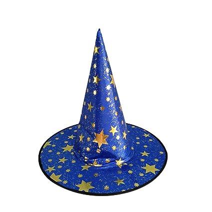 BEAUTOP Cappelli di strega di Halloween 687511c31d84