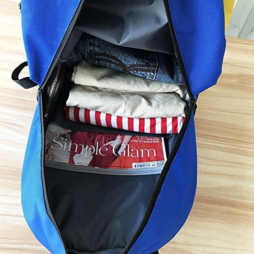 étudiant sac à sac à et de oxford Black à loisirs sac dos dos voyage bandoulière tissu femmes imperméable léger féminin Les sac mode qgxpnwU0Sp