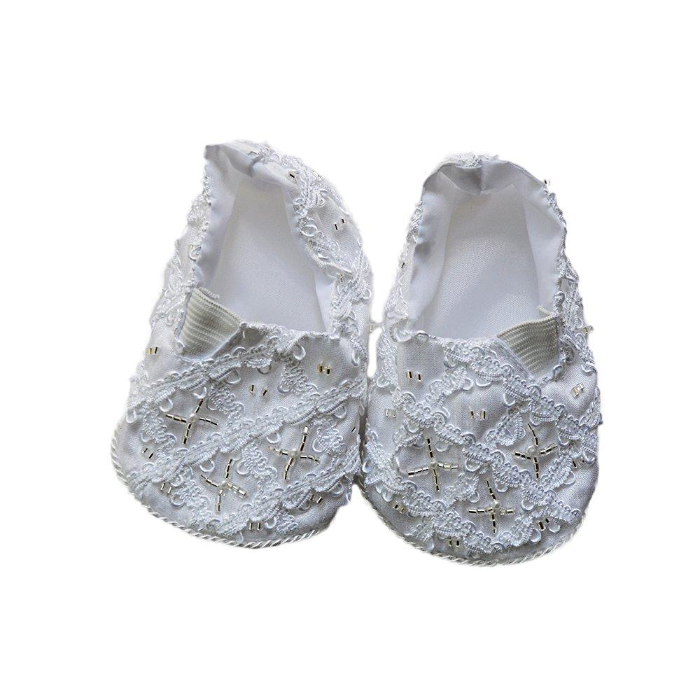 Grahmart B007 Christening/Baptism Shoes Baby Boy