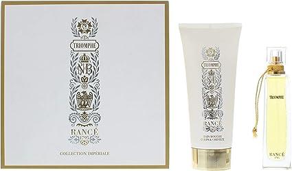 Rance 1795 Coffret Perfume Hombre Triunfo, agua de perfume y baño ducha para cuerpo/cabello: Amazon.es: Belleza