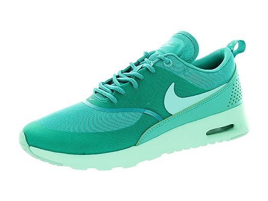 turquoise max air nike thea bleu W7xgHnFq