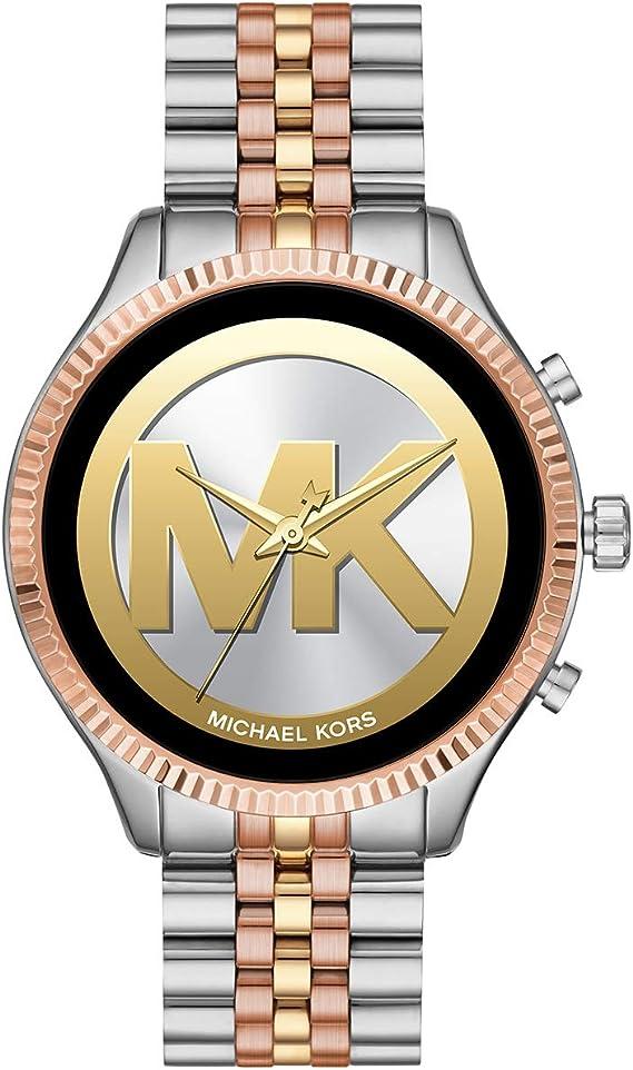 Michael Kors Unisex Adulto MKT5080: Amazon.es: Relojes
