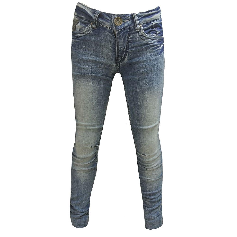 Garcia GMBH - Jeans superslim fille Sara, bleu