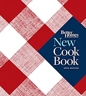Better Homes and Gardens New Cook Book Better Homes and Gardens