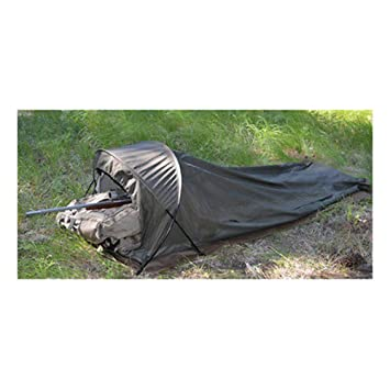 Eberlestock Shooterfts Nest 1-Man Tent/Bivy Gore-Tex - Dark Earth  sc 1 st  Amazon.com : cheap one man tent - memphite.com