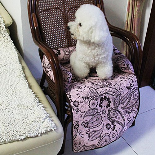 Yiitay Pet Sofa Printed Dog Mat Dog Cat Multifunction Cushions Washable Kennel outlet