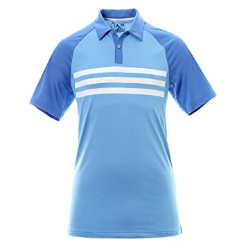 adidas Golf Climacool 3 Stripes Competition Shirt Polo Shirt