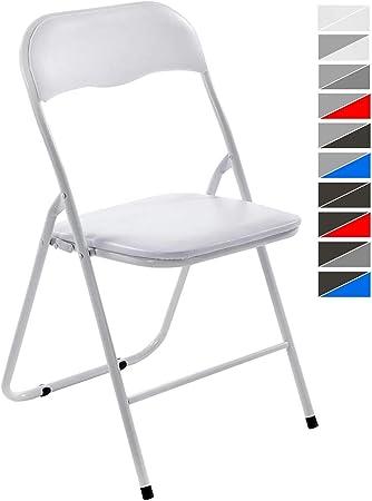 CARACTERÍSTICAS; La silla de reuniones plegable Felix cuenta con una estructura de metal que le da l
