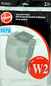 Hoover WindTunnel W2 Vacuum Cleaner Bags 39-2454-03