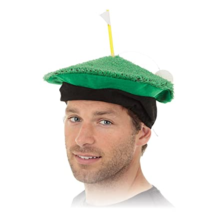 amazon com bristol novelty bh104 golf hat one size toys games
