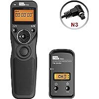 Pixel Timer Shutter Release TW283-N3 Wireless Remote Control for Canon 5D Mark III/ 5D Mark IV/ 5D 6D /7D Mark II/ 7D…