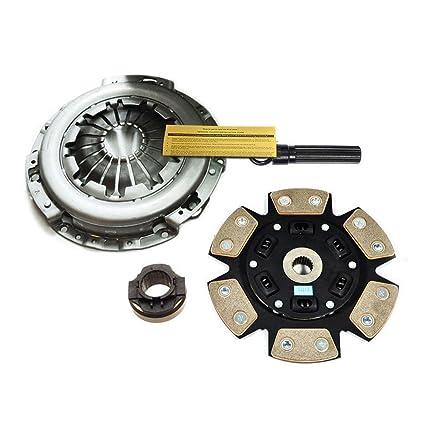 Amazon.com: VALEO-STAGE 3 HD CLUTCH KIT 91-99 SATURN SC SC1 SC2 SL SL1 SL2 SW1 SW2 1.9L 4CYL: Automotive