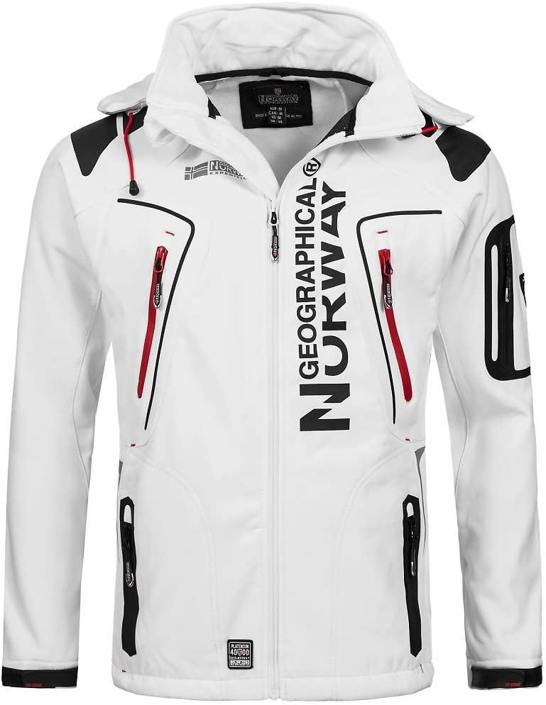 Geographical Norway Tambour Uomo Giacca Soft
