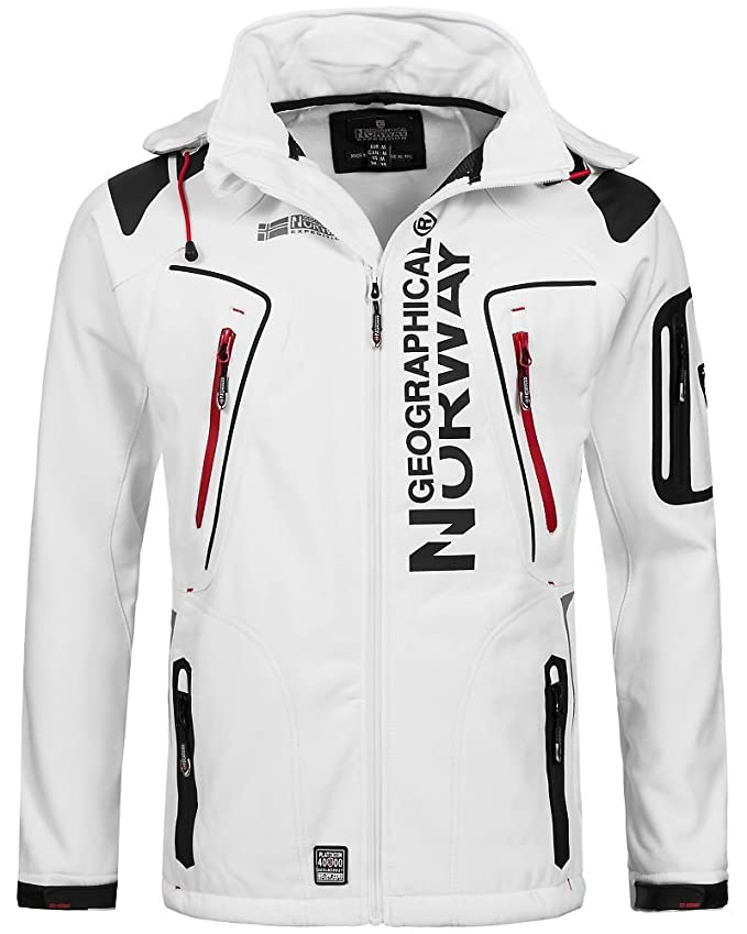 49 opinioni per Geographical Norway Tambour Uomo Giacca Soft