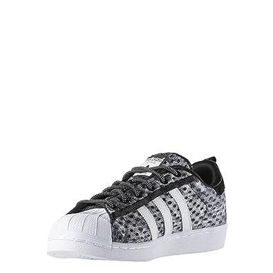 wholesale dealer f8fee 2c1a1 Chaussure Originals Superstar GID Noir F37672  Amazon.co.uk  Shoes   Bags