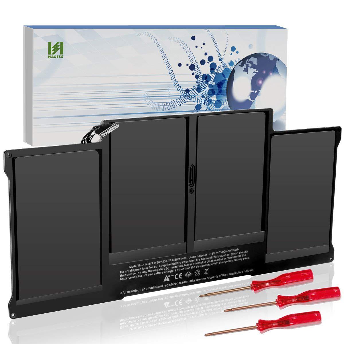 Bateria A1466 MacBook Air 13 A1496 A1369 A1377 A1405 MacBook