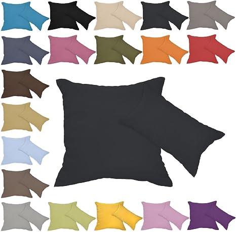 Kissenbezug Wasserdicht Multi Farben Kissenhülle Reißverschluss 45x45cm 50x50cm