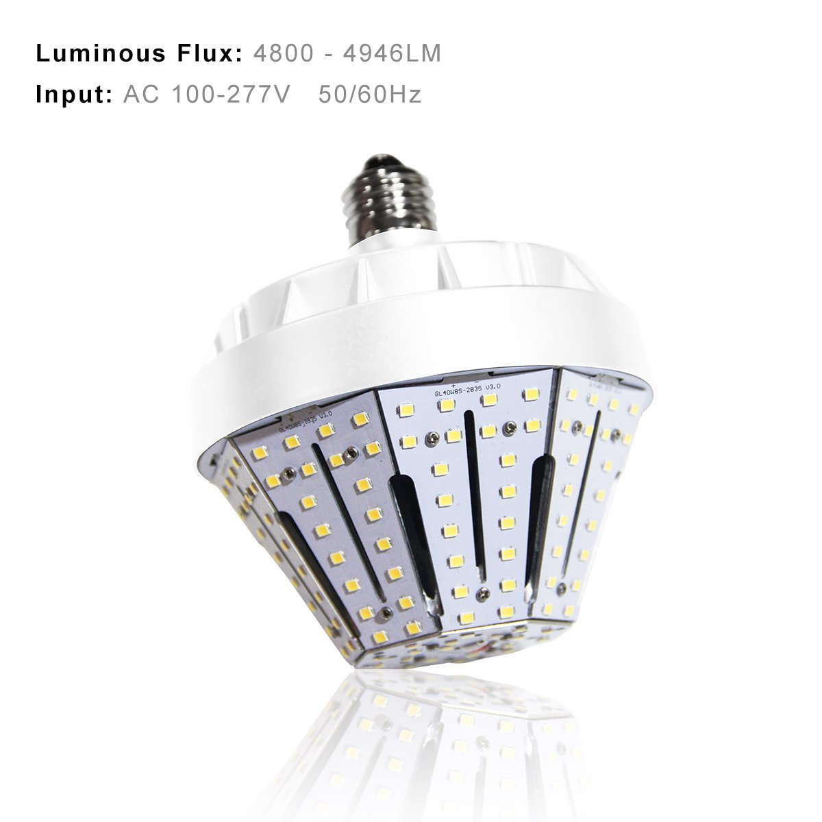 KAWELL 30W LED Lampe E27 Schraube Energiesparenden LED Maislicht ...