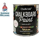 Chalk Ink Chalkboard Paint Matte Black Quart