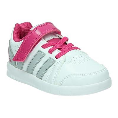 size 40 7d4fd 1be74 adidas LK Trainer 7 El I, Baskets Basses Mixte Bébé