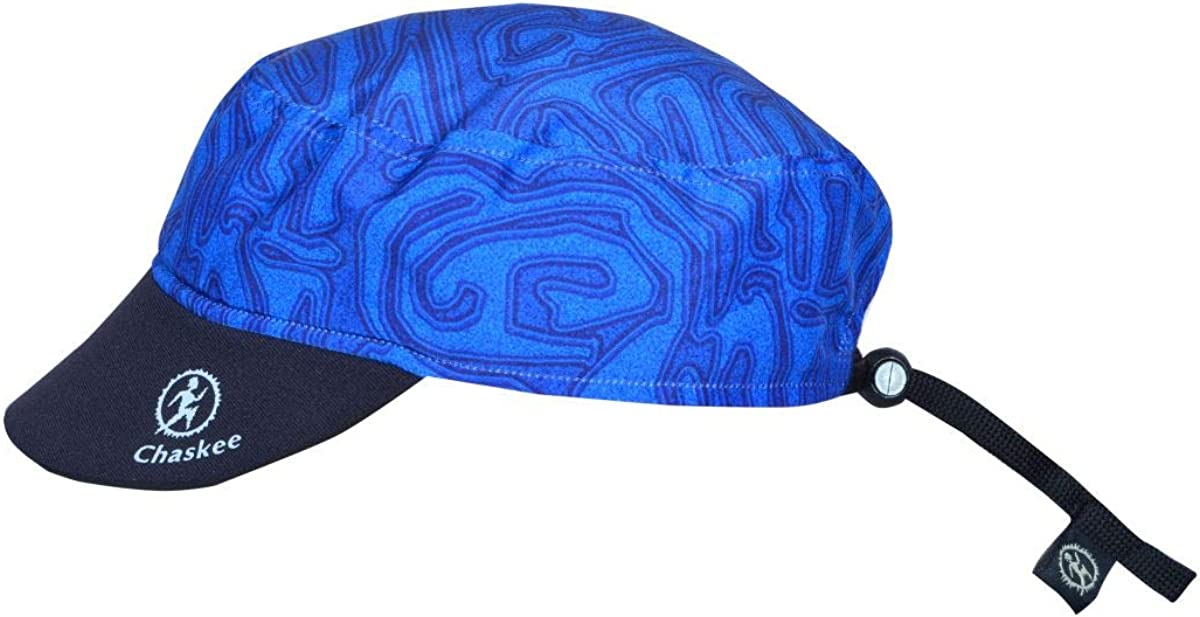 Wendem/ütze, UV 80 Chaskee Reversible Cap Maze mit Neoprenschild
