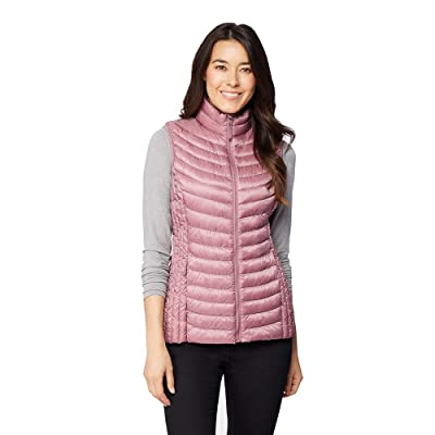 32 DEGREES Womens Ultra-Light Down Packable Vest at Women's Coats Shop