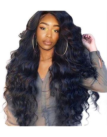 Cheveux noir pointe grise