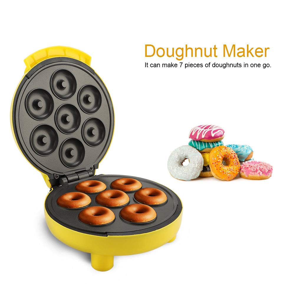 Amazon.com: Mini máquina de hacer rosquillas eléctricas ...
