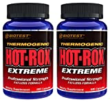 Hot-Rox® Extreme, 2 Pack (200 Capsules)