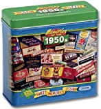 Memories of 1950's - Confectionery - 250 Piece Jigsaw Puzzle Tin