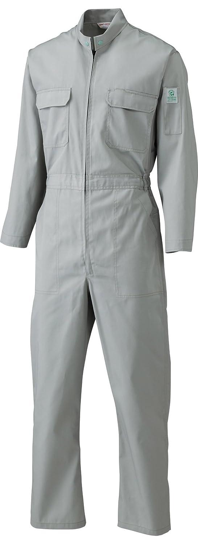 日の丸繊維 エコマークツナギ服 920 アースグリーン 5Lサイズ B0793FD79Z
