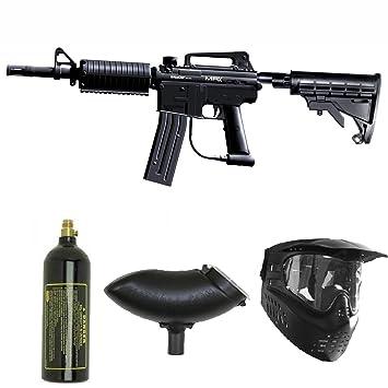 Spyder Mrx Magazine Fed Paintball Marker Gun 3skull Package