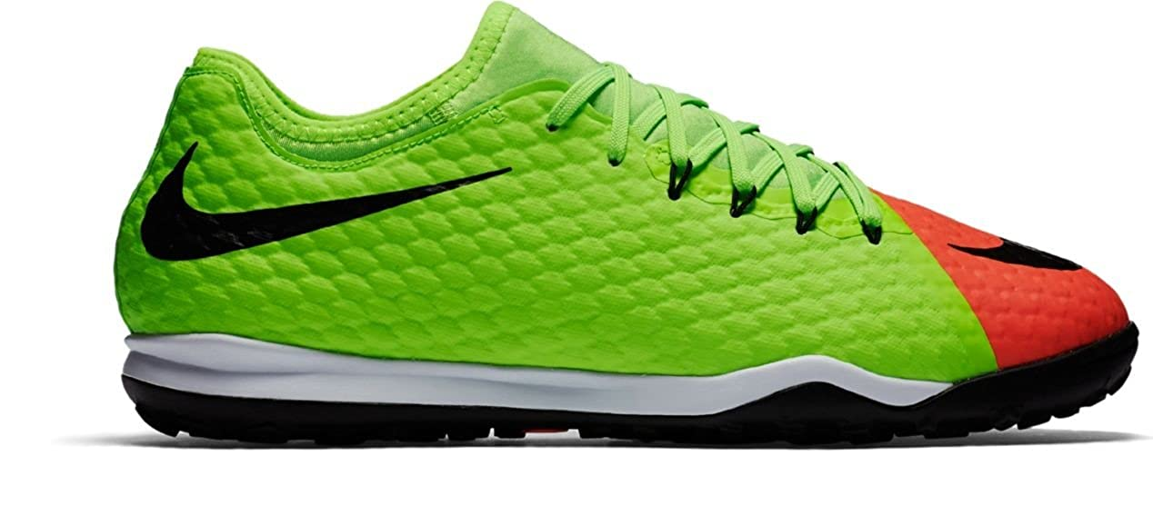Nike Hypervenomx Finale Ii Tf - - - electric Grün schwarz-hyper ora, Größe   12.5 252daa