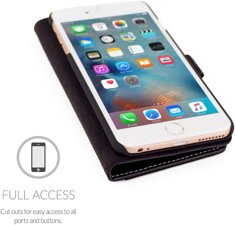 Custodia per iPhone 6 Plus Snugg: Amazon.it: Elettronica
